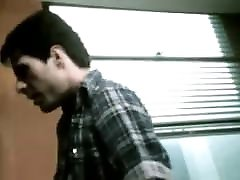 Gay brazilian forced anal Clerk assfucked in the office by delivery man