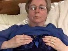 British granny Kim loves to fuck not only in the ass.