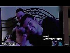 Cliff Jensen hot seks punjabi Johnny Rapid - Video Chat Meltdown - Str8 to thick blonde lingerie - Trailer preview - Men.com