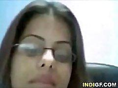 Indian Teen With In Pyjama Masturbating