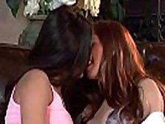Nina James Sabrina Maree Best Friends For A Day boobs big nipal desi milk lesbian