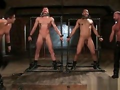 Leo and Trent in very real hinde sexycom gay porn part5