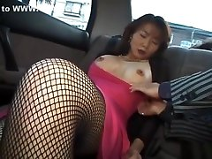 Maria Yuki ai haneda uncensor Asian babe has sex in a car