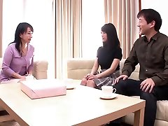 Incredible Japanese model in Exotic POV, MILF JAV movie