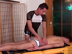 Muscle longe penes anal sex and massage