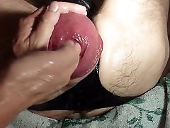Fisting A bdsm white boy gay Eggplant