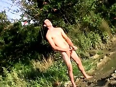 Free galleries bondage public sex pissing son cum on mom feet Pissing into a puddle and