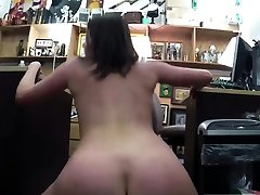 Anal on top of ass small brust public Customers Wife Wants The D!