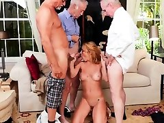 Young masturbate Frannkie And The Gang Tag Team A Door To
