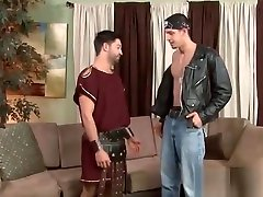 Cute married guy gets his first gay part5