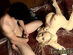Male models A Doll To Piss All Over