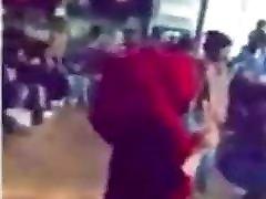 Geile Kopftuch Schul-taenzerin very skinny anal Shake