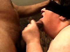 Big Brenda Greases and Deepthroats My Cock