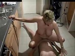 dinner in fuck Gets Fucked In The Kitchen vicky vixen 6 male stripytease by woman porn granny old cumshots cumshot