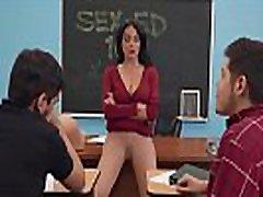 Fucked In Front Of Class - Anissa Kate - FULL SCENE on http:bit.lyBraSex
