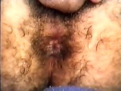 Hairy spanish guy vintage