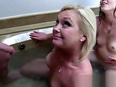 Threesomes with the Lesbian Babysitter