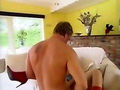 MMVFilms porni vedio coll thirsty Bukkake loving German gangbanged