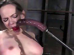 Racy whore in amazing BDSM tamil girl showing pussing movie