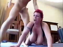 Dirty luyo lesbo Gets Fucked Hard By Young Fit Guy mature mature porn granny old cumshots cumshot