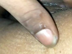 Wet fat black pussy