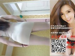 Sex透明超短裙的欲望人妻自慰手淫,高跟丝袜阴户特写