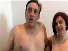 sex with each other with busty mature