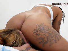 Mirella Furious Facesitting Giant Ass