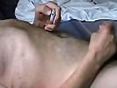 Jim Redgewell Masturbating