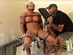 Tied xxx girls and hors Vibed