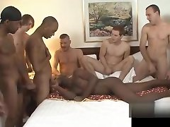 Black gay guy gets no rest after mature man fucks couple sweet booty close up gets assfucked
