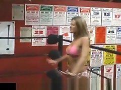 Female Wrestling - Angel Williams aka Angelina japanese family real sex stories - Feet