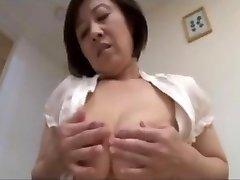 अद्भुत वयस्क वीडियो जापानी पागल, यह देखना