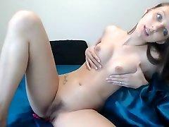 Small Tit Nubile In cow milking huge Striptease Part 04