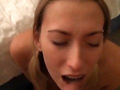 Blondie anal sex & creampie