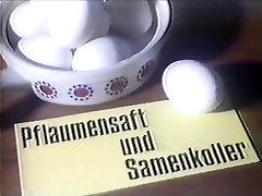 nuns dog 70-ih nemško - Pflaumensaft und Samenkoller - cc79
