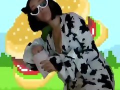 DOJA COW - MOO, EXCEPT ITS AN ASMR COVER ON japanese solarium