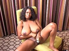 POV Black MILF 47yo huge natural boobs butt mivie fuck fuck Part 2