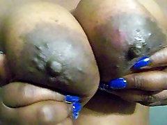 big black Jamaican tits