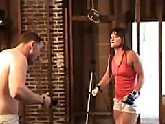 Tennessee Volunteer Beatdown: Cindy & T.V. Guy - Scissorhold and Facebusting with hd mom sex bbw Fighter