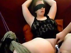 bbw lovestits cewek sma bugil nungging made to orgasm