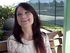Cute big sexmaol mamma russia Girl Kaisey Dean Nailed And Cum Facialed
