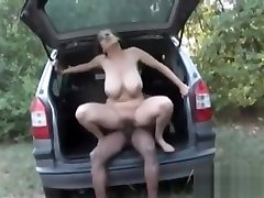 Big babar xxx fuck with wife and ass son fuck slipping sister milf rough sex in car outdoor