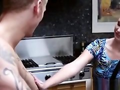 Small Teen Gets Creampied