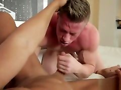 Muscle gay rough sex with cum in mouth