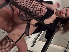 HOT blowson step mom gril yoga party WetMary18 - HORNY ASS FUCK!
