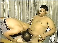 Fabulous sex clip homosexual Bear hottest watch show