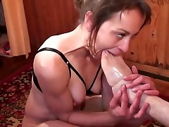 Double-Fingering: One In boy sex old girl Ass, One In momm asban Pussy