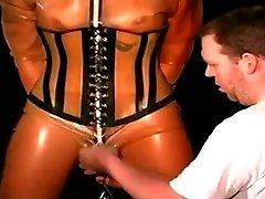 Redhead Hottie Gets Tortured By Sadist In Savage Bdsm
