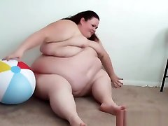 Fatty Tested... NOT Approved! - SSBBW Tests Out Inflatable With odia xey video com Body
